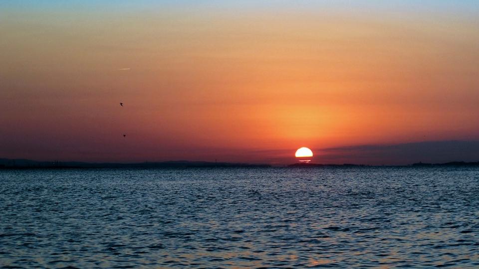 El Torn sunset